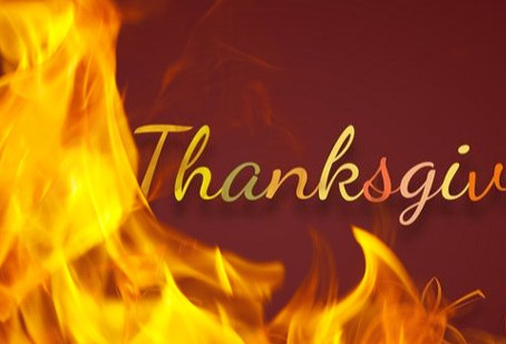 #1 day for house fires? Thanksgiving! How to prevent it.