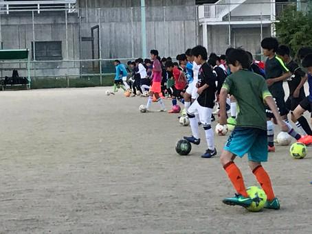 アレグリアサッカースクール 春の無料体験開催!! 4/1(月)2(火)3(水)
