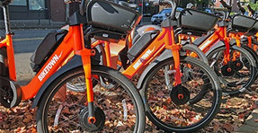Ebikes Are Rolling