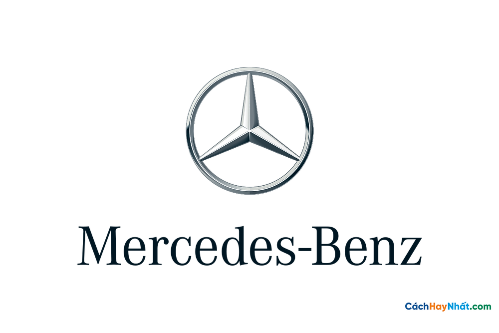 Logo Mercedes-Benz PNG
