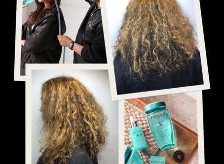 Product Testing!! Kerastase Extentioniste