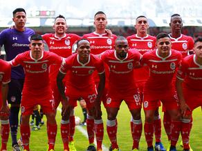 Jugadores y staff de Los Diablos Rojos del Toluca dan positivo a COVID-19