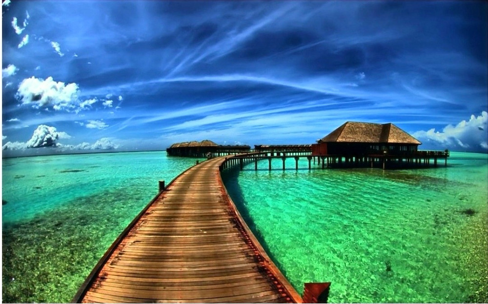 10 most Beautiful and stunning places in the World to Download
