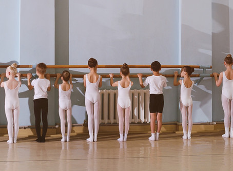 Ballet Basics: The Structure of a Typical Ballet Class
