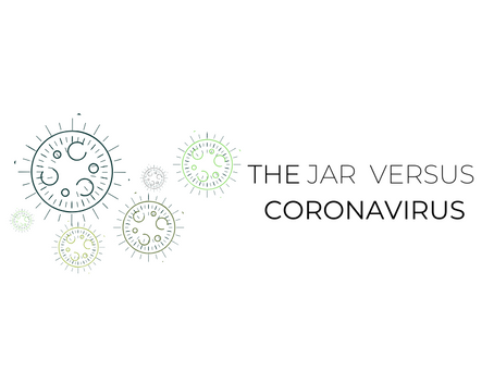 Ready to fight coronavirus with The Jar Healthy Vending