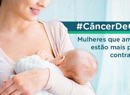 Mulheres que amamentam estão mais protegidas contra o câncer de ovário
