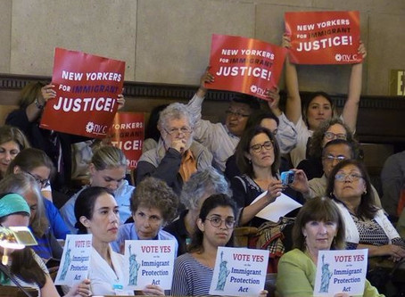 Westchester Immigrant Protection Act
