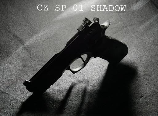 CZ SP-01 Shadow - mycket pang för pengarna