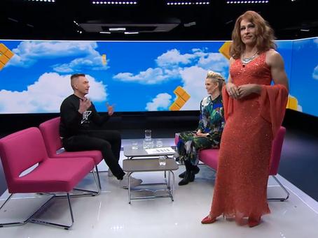 Miss Divet Puoli seitsemän-ohjelmassa