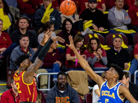 USC Mathews' shot crushes UCLA hopes of a Pac-12 Title