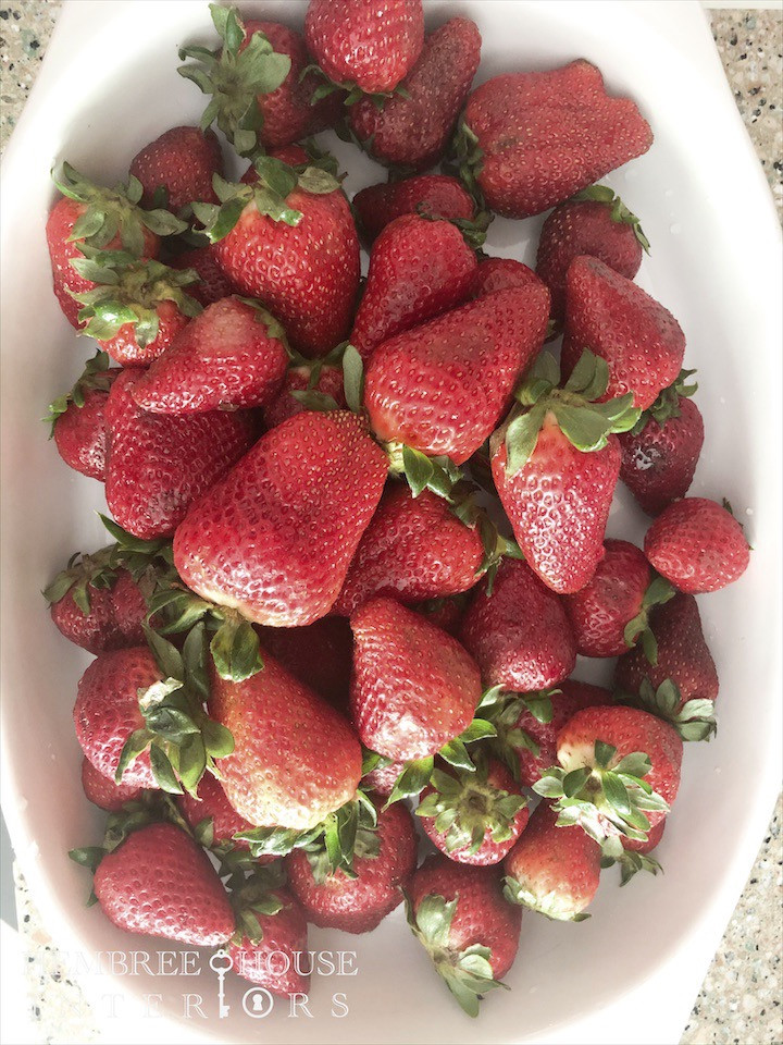 fresh strawberry jam recipe