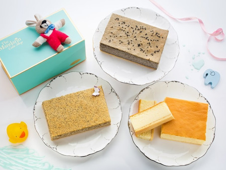 IG最美彌月蛋糕