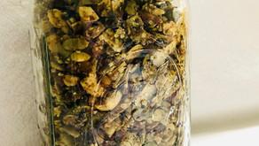 Recipe: Paleo Granola