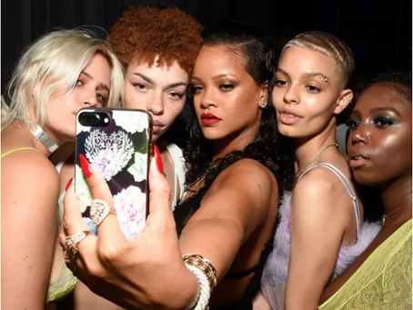 Fenty Model Carissa Pinkston Lies  About Being Transgender to Hide Transphobic Comments