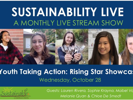 Adopt-a-Doll Joins Sustainability LIVE!