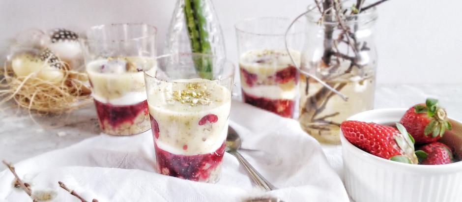 Lagani voćni deserti u čaši su kao stvoreni za ljeto