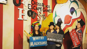Review: The Fun House | Cross Roads Escape Games