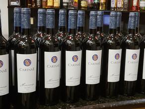 Degustação de vinhos da CarinaE