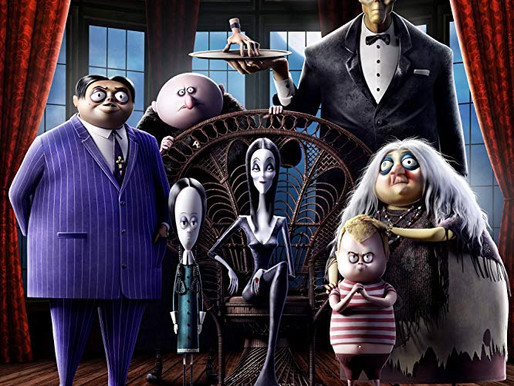 The Addams Family film review