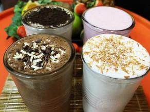 Bisnis Milkshake Rumahan ala Kafe