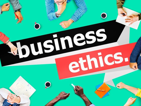 Ethics in Business – Key to success