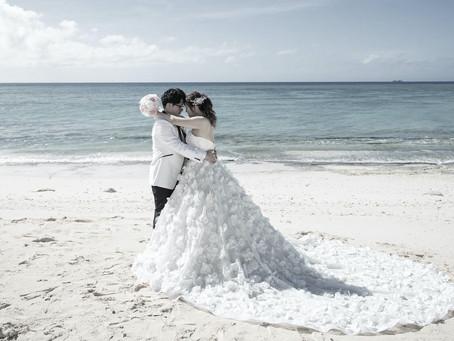 【Wedding Report モニーク】