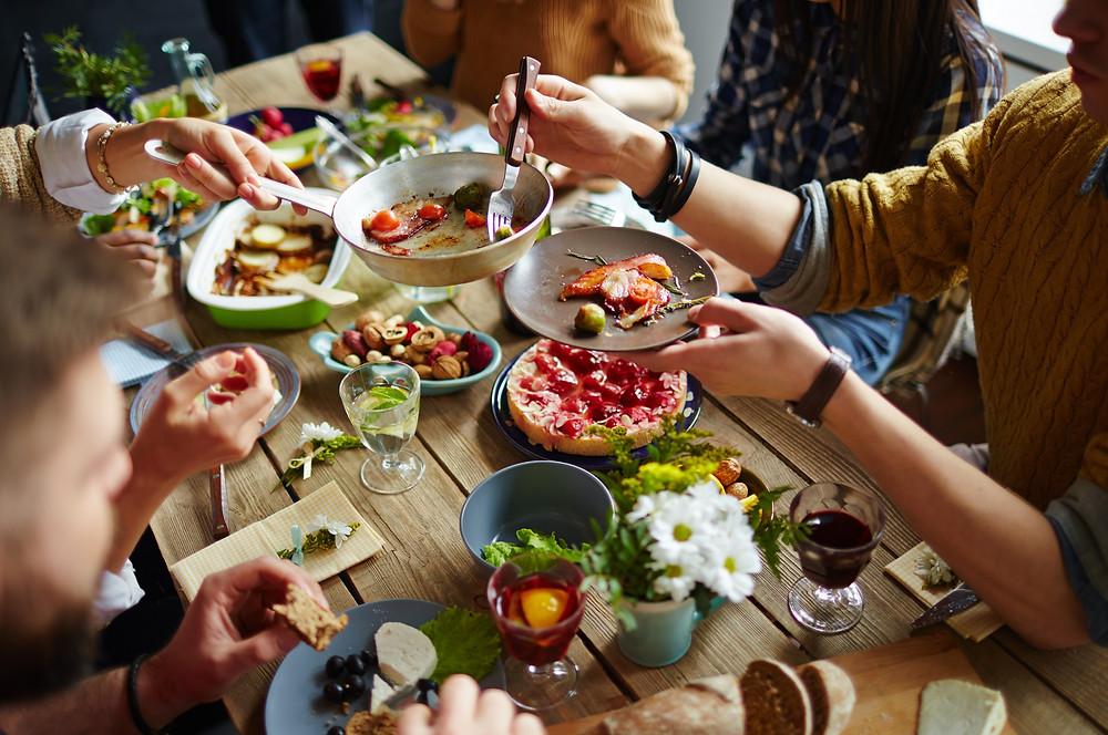 5 Consejos para Bajar de Peso estas Navidades - Come conscientemente