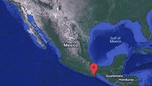 TERREMOTO DE MAGNITUD 7,7 EN OAXACA EN CIUDAD DE MÉXICO