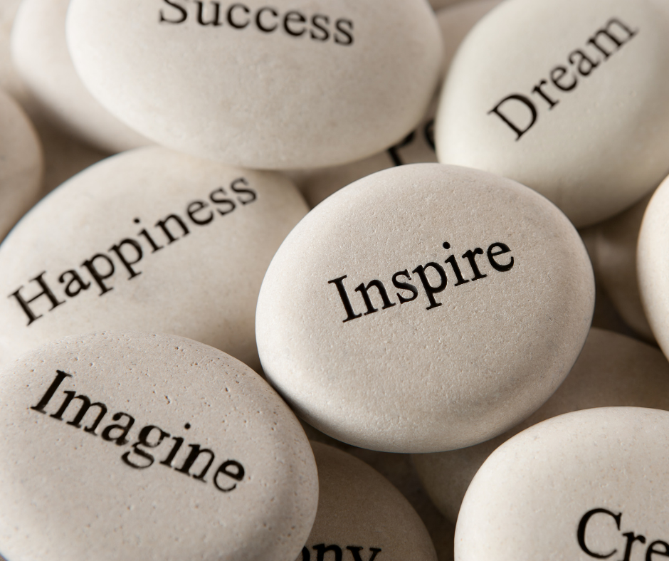 Inspire Happiness Imagine Dream