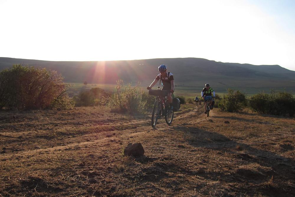 Bikepacking South Africa