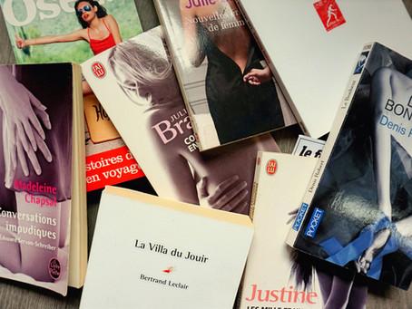 10 livres d'histoires érotiques pour stimuler son imaginaire
