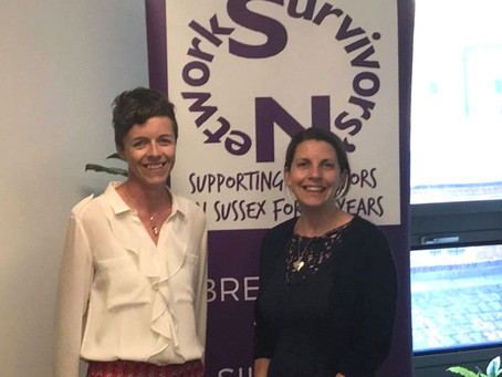 Supporting survivors on waiting lists for therapy