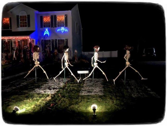 Хэллоуин на Abbey Road | Rock Auto Club