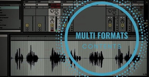 Multi Formats Files included in each Construction Kit