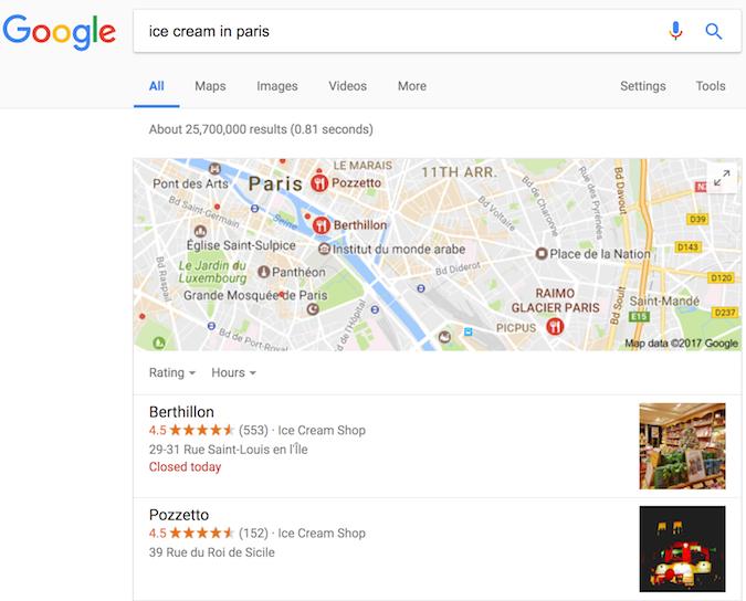Google référencement avec Mybusiness et Google Place