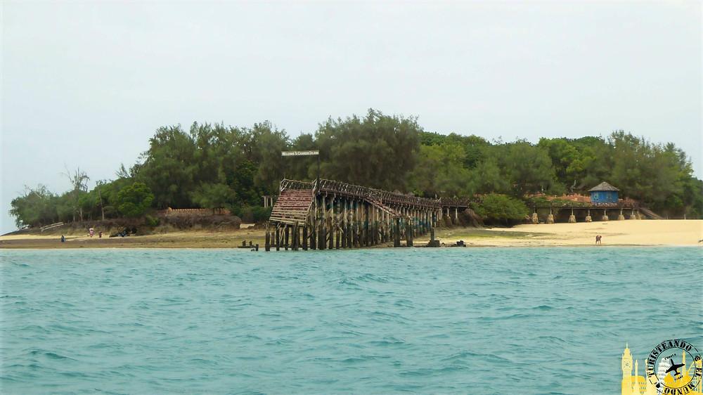 Excursión a Isla Prisión