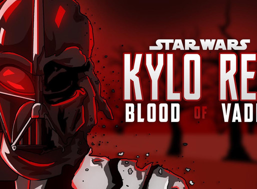 Adam Ferguson to Voice Darth Vader in Kylo Ren: Blood of Vader