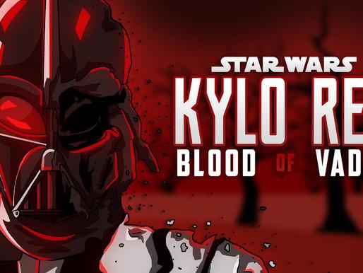 Adam Ferguson to Voice Darth Vader in Kylo Ren: Blood of Vader