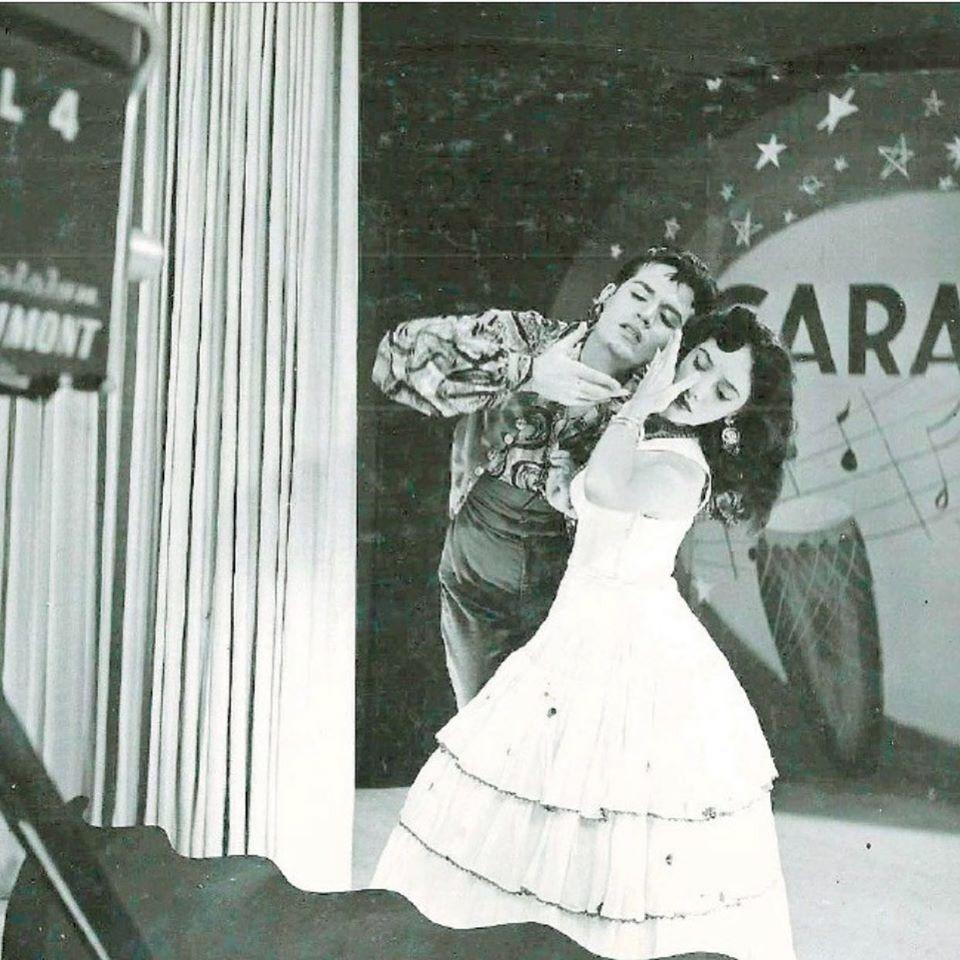 Walter Mercado y Velda González