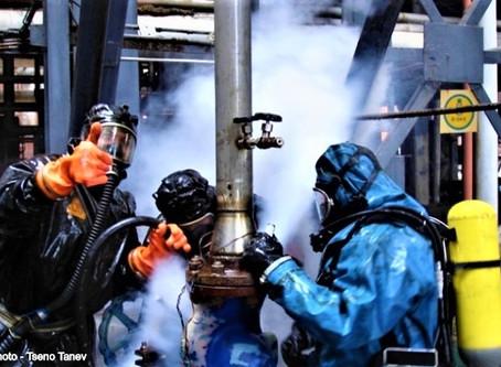 Ammonia Refrigerant Incident Study…a leak event every 3.4 days!