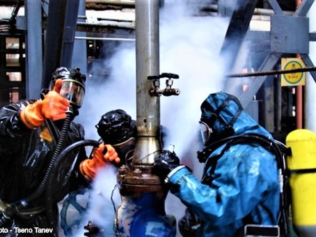 Ammonia Refrigerant Incident Study…a leak event every 3.4 days!
