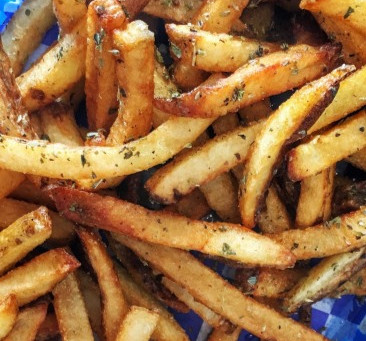 It's Greek to Me French Fries
