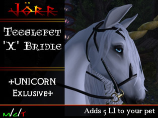 [Jörr] X Bridle (Unicorn)