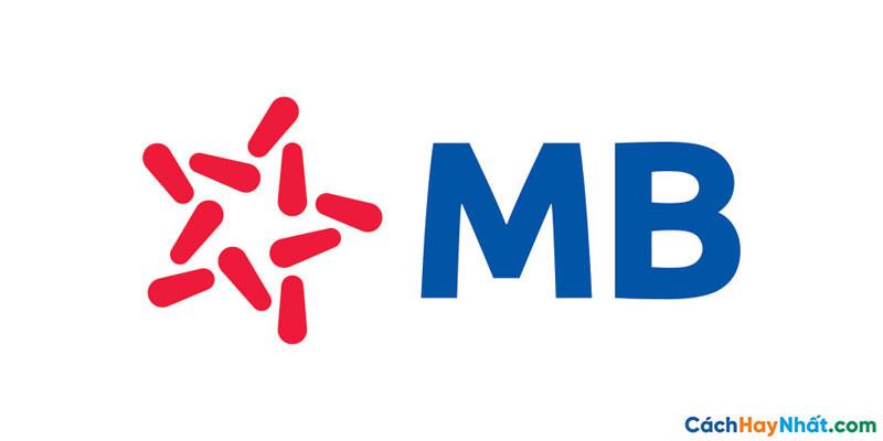 Logo Ngân hàng Quân đội MBBank mới 2019