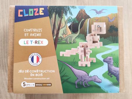 [ CONSTRUCTION ] Le T-Rex en bois Cloze