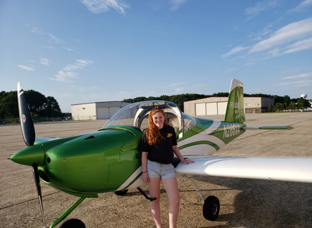 Female Pilot Interview - Colleen F.
