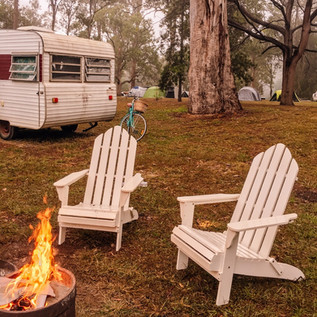 Camping with Kids: Rathdowney Bigriggen Park - Bush Camping at its best!