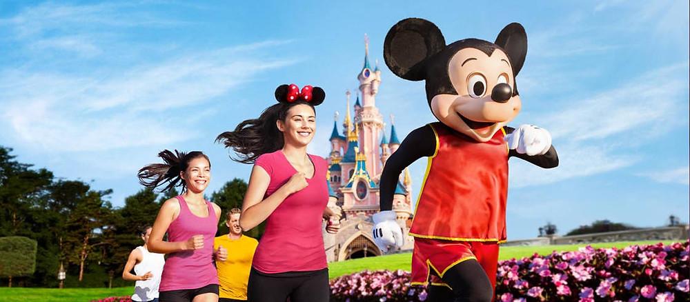 Curiosidades sobre Run Disney