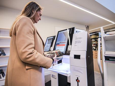 Versoepeling van de uitleenvoorwaarden in de bibliotheek