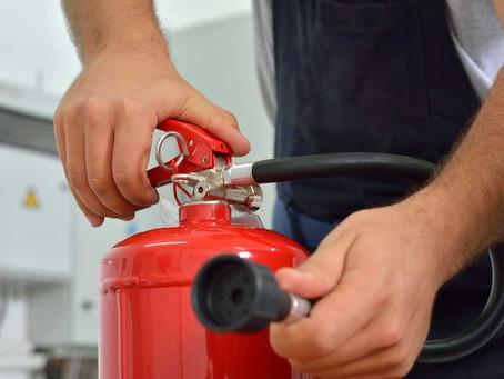 Kepentingan Penyelenggaraan Alat Pemadam Api